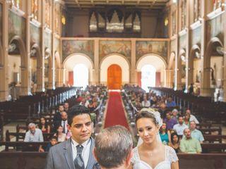 O casamento de Anna e Vanderson