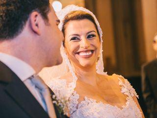 O casamento de Kételin Giugno e Tales Heredia 3