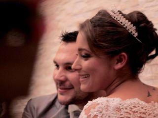 O casamento de José Eduardo e Fernanda