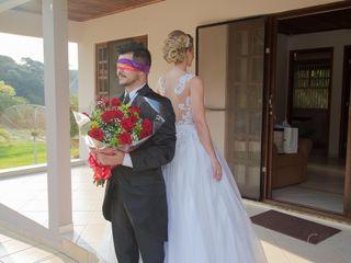 O casamento de Andrea e Rodrigo 1