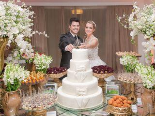 O casamento de Andrea e Rodrigo