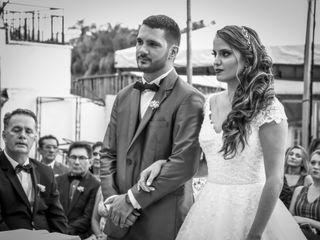 O casamento de Nayara e André