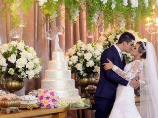 O casamento de Nauana e Bruno