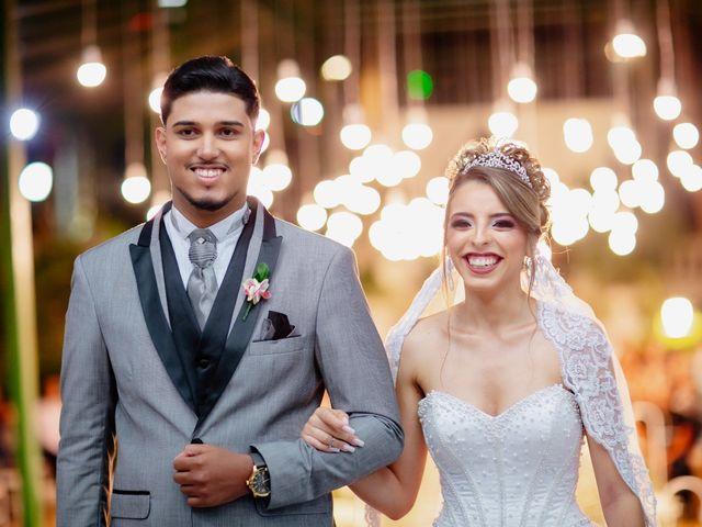 O casamento de Jaqueline e Kevin