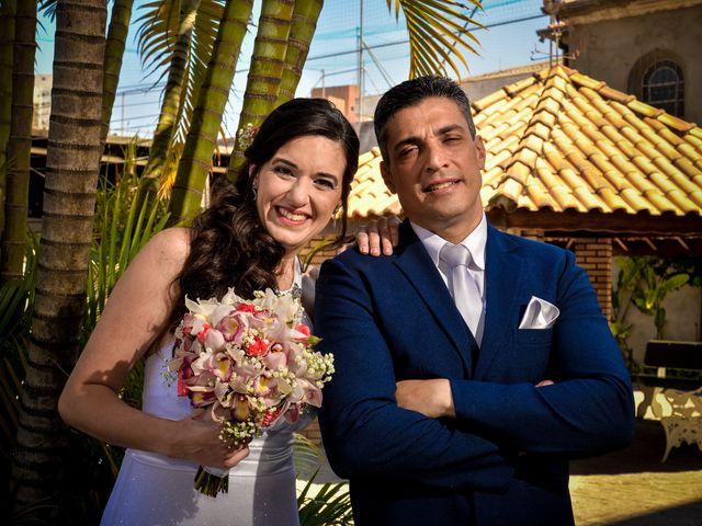 O casamento de Tatiane e Roberson