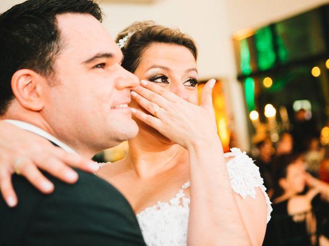 O casamento de Kételin Giugno e Tales Heredia