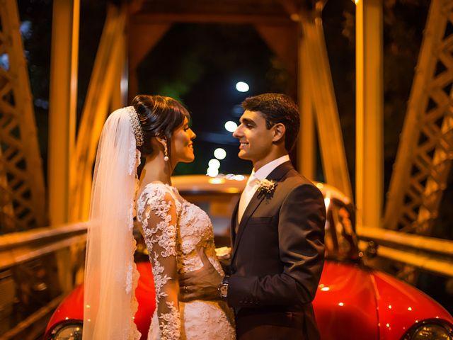 O casamento de Lais e Victor