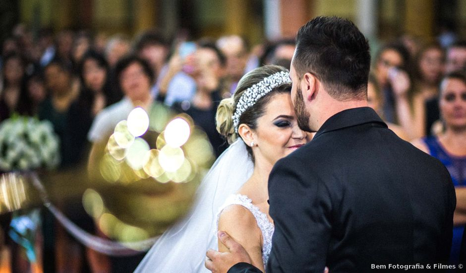 O casamento de Leonardo e Natália em São Caetano do Sul, São Paulo