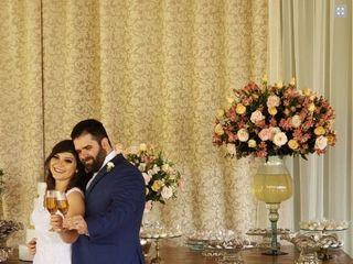 O casamento de Érida e Thales 1