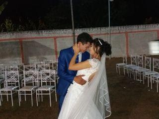 O casamento de Ketlyn Alessandra  e Kaio Willen 3