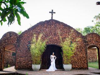O casamento de Carla  e Rafael 3