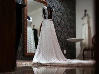 O casamento de Andreia e Israel 1