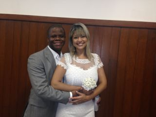 O casamento de Amanda e Pedro