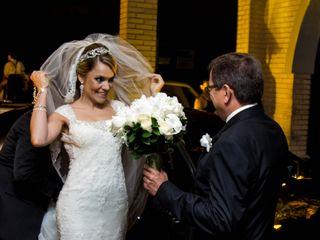 O casamento de Carol e José 2