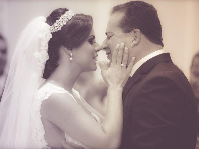 O casamento de Andreia e Israel
