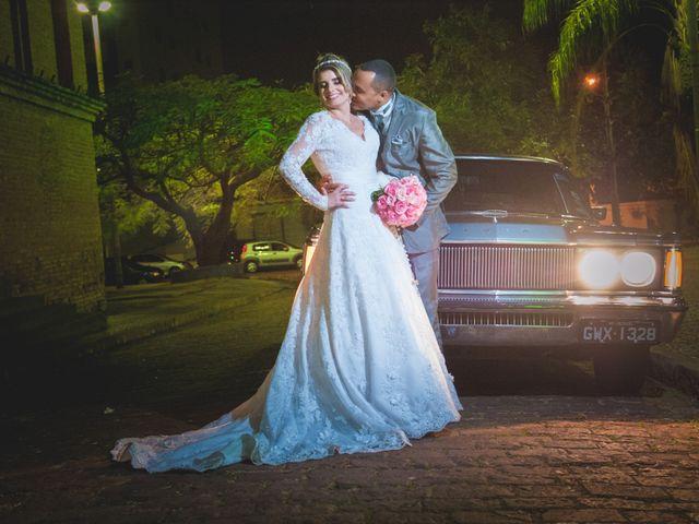 O casamento de Andréia e Waldeir