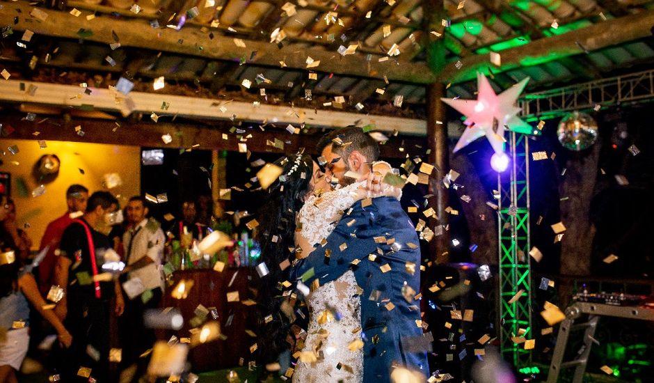 O casamento de Rafael e Carla  em Esmeraldas, Minas Gerais