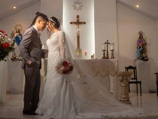 O casamento de Beatriz e Prudenciano