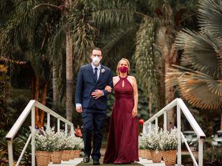 O casamento de Isabela e Marcos 1