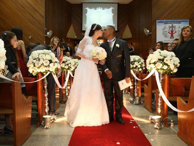 O casamento de Denize e Odir