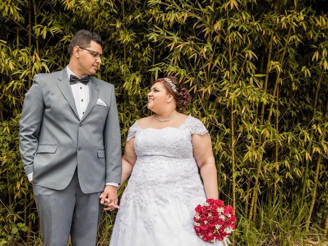 O casamento de Catia e Leandro