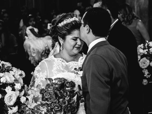 O casamento de Eline e Rodrigo