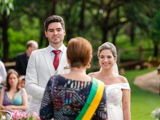 O casamento de Vanessa e Frederico 1