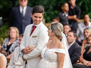 O casamento de Vanessa e Frederico 3