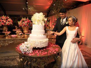 O casamento de Marciana e Erico