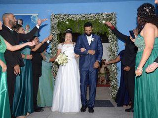 O casamento de Camila e Vinicius