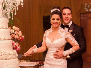 O casamento de Danieli e José Augusto