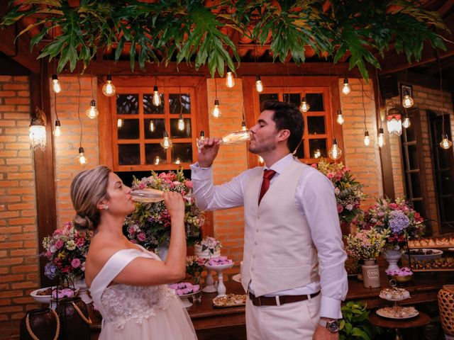 O casamento de Vanessa e Frederico