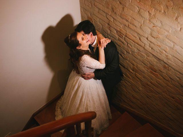 O casamento de Priscila e Luis
