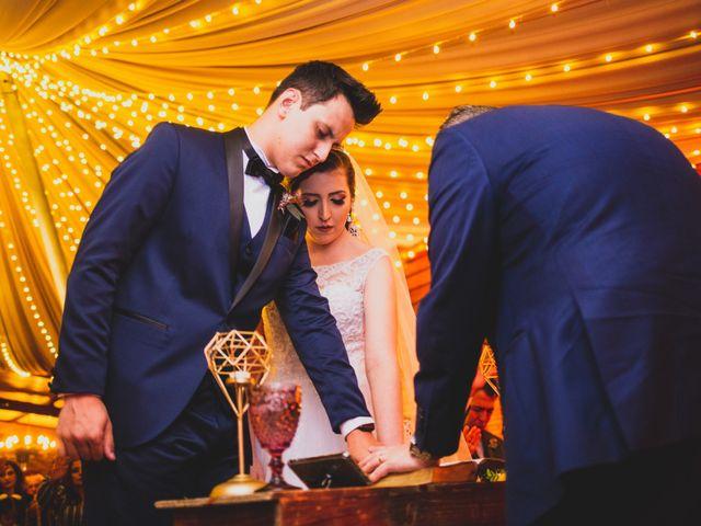 O casamento de Larissa e Leonardo
