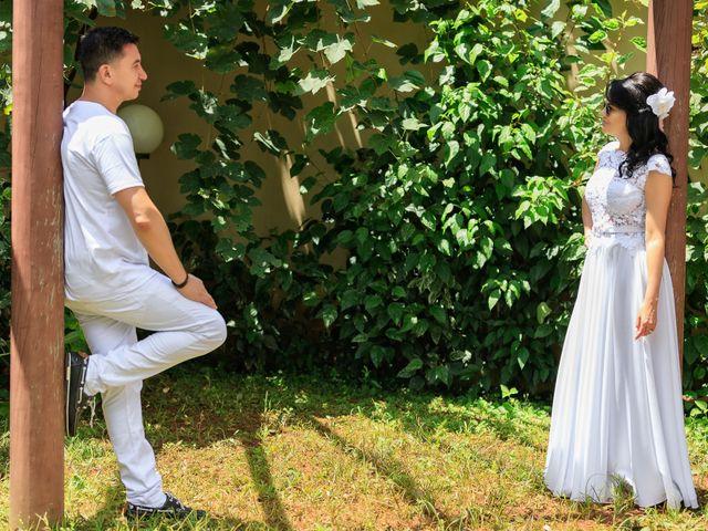 O casamento de Daniela e Waygton