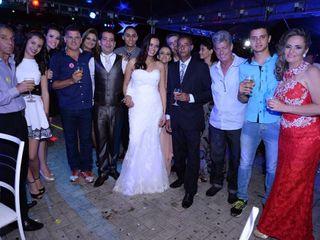 O casamento de Fabiana e Max Luiz 1