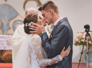 O casamento de Alice e Gabriel 1
