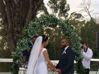 O casamento de Melissa e Eduardo