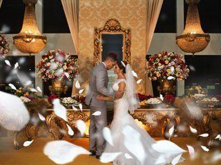 O casamento de Fabiana e Jader