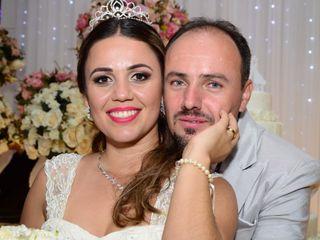 O casamento de Livia e Cleber