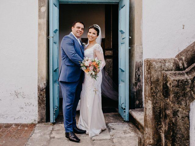O casamento de Sérgio e Érika em João Pessoa, Paraíba 33