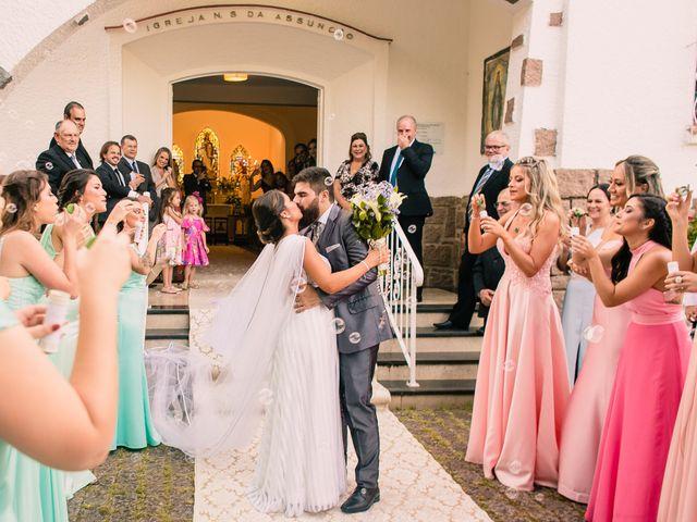 O casamento de Luiza e Fábio