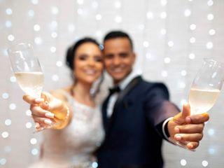 O casamento de Raquel  e Leandro 1