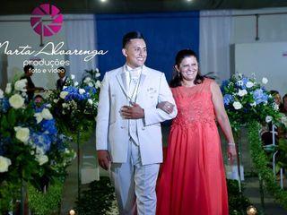 O casamento de ÁGATA SABRINA e FÁBIO DANTAS 3