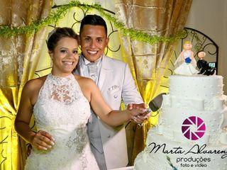 O casamento de ÁGATA SABRINA e FÁBIO DANTAS