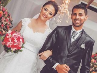O casamento de Jonatas e Eliane