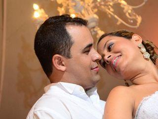 O casamento de Ane e Roberto