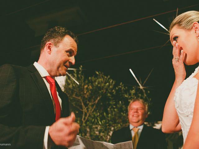 O casamento de Joice e Kautz