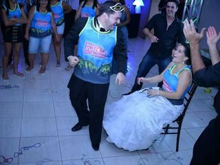 O casamento de Rebeca  e Marcos Vinícius