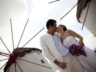 O casamento de Vula e Claudio